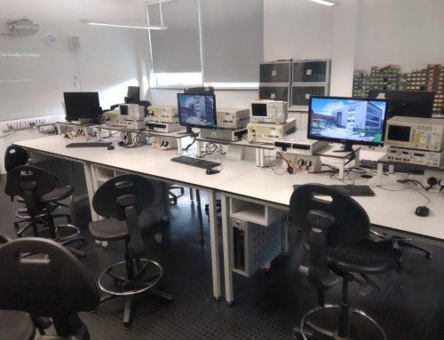 Odborná stáž pedagógov SPŠT v Dudley College of Technology