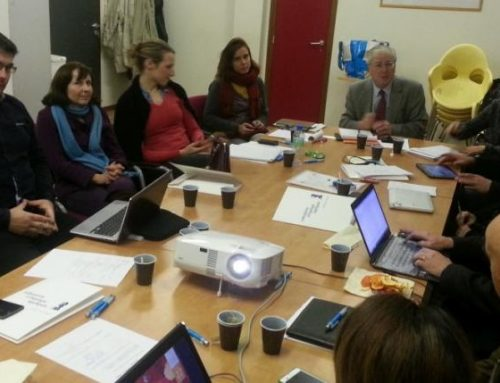 4th Transnational Meeting in Brussels