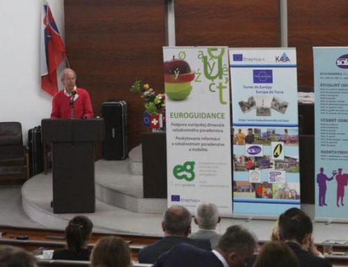 Konferencia – 20 rokov kariérového poradenstva na Slovensku