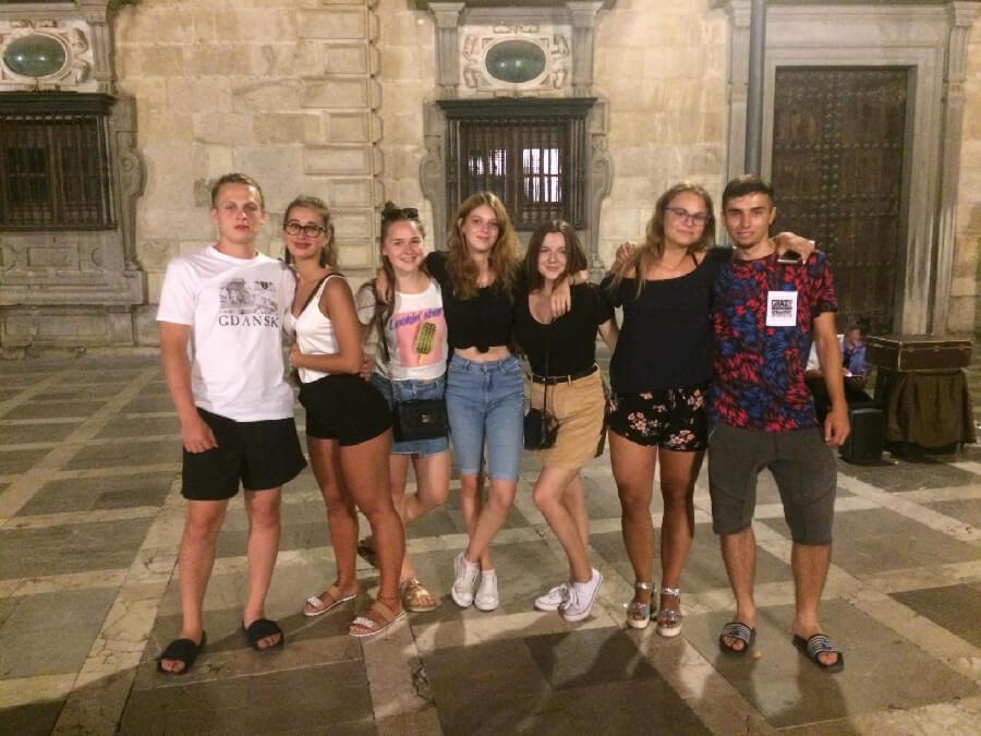 Mobilita žiakov OA MT Granada Španielsko 2019-3