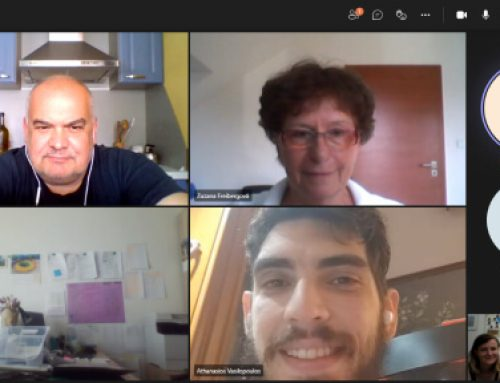 C-Game: Tretí spoločný míting partnerov online